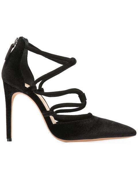 ALEXANDRE BIRMAN strappy pumps. #alexandrebirman #shoes #pumps