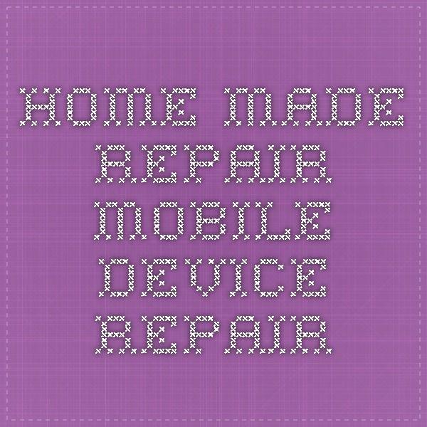 Home Made Repair - Mobile Device Repair