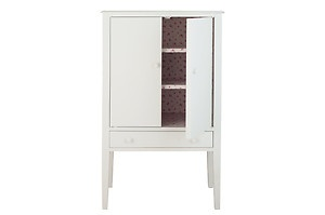 Laura Ashley Rubie White Cabinet  Official Laura Ashley Outlet. Was £600! Pick up only.