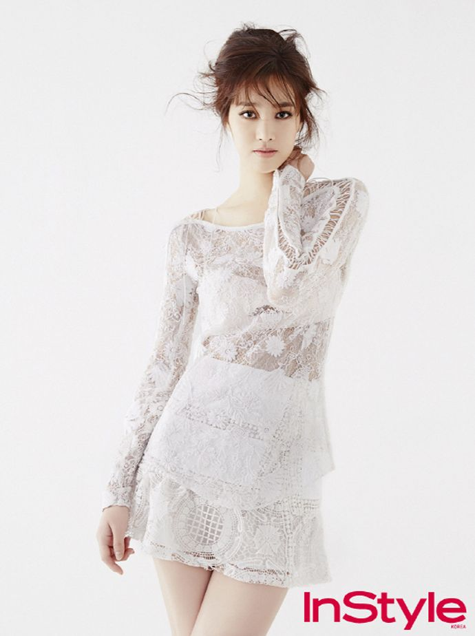 Instyle Korea Model: Jin Se Yeon June 2014