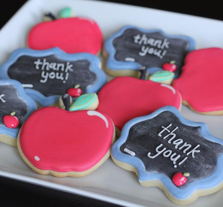 Just sent off some thank you cookies for a PTA president and I have a few extras. Anybody need a last-minute thank you for a teacher or two?? $3.50 for one individually wrapped cookie or $6 for a set of two individually wrapped cookies  #thankyouteacher #teacherappreciation #teachertreats #apples #chalkboardcookies #schoolcookies #teachercookies #endofschool #schoolsout #pta #ptacookies #utahpta #utahbaker #daviscountyutah