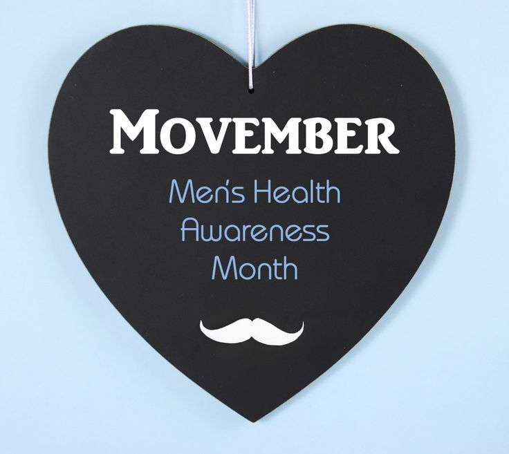 What is movember and what are the rules.