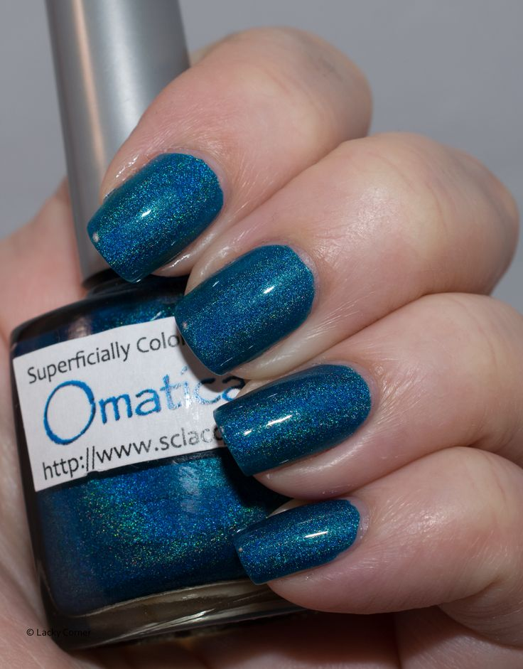 Lacky Corner: Läsarnas Val / Reader's Choice - Superficially Colorful Lacquer Omaticaya