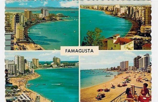 Occupied by the Turks since 1974, Famagusta waits for its rightfull owners to return...