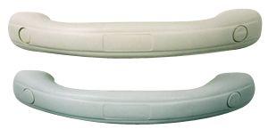 Asa Crema de PVC 250x60 mm