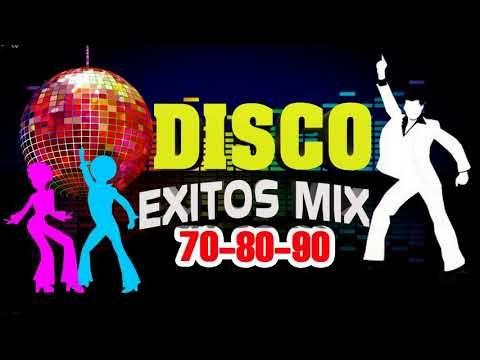 Musica Disco De Los 70 80 90 Mix En Ingles Exitos Mejores