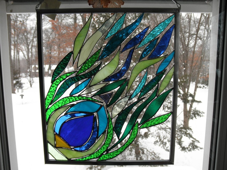 Ad Stained Glass