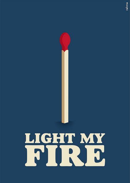 Acendendo a chama da inspiração!