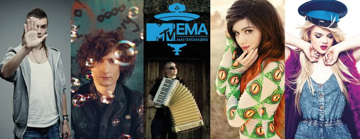 Ewelina Lisowska, zespół Bednarek, Margaret, Dawid Podsiadło oraz Donatan zawalczą o nagrodę MTV EMA 2013 w kategorii Najlepszy Polski Wykonawca!   Głosuj już teraz: www.mtvema.com