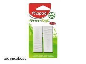Guma green logic Maped 2ks