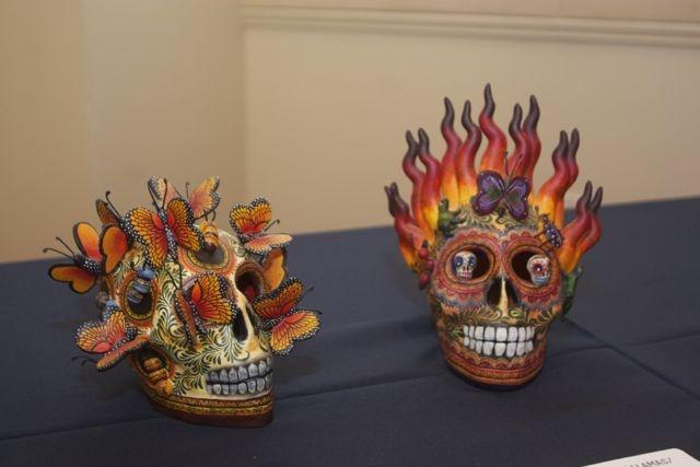 Day of the dead: 8Th Grade, Grade Art, Of The, Dead