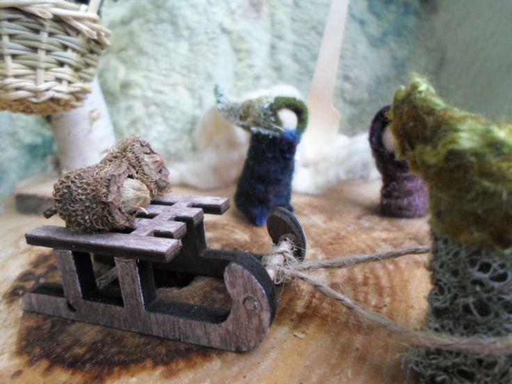 hedgehog slide