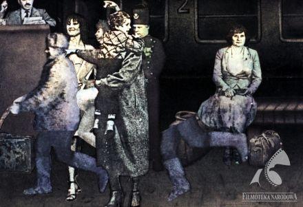 """""""Dworzec"""" - dir. Marek Serafiński (1984).  #polish #animation"""