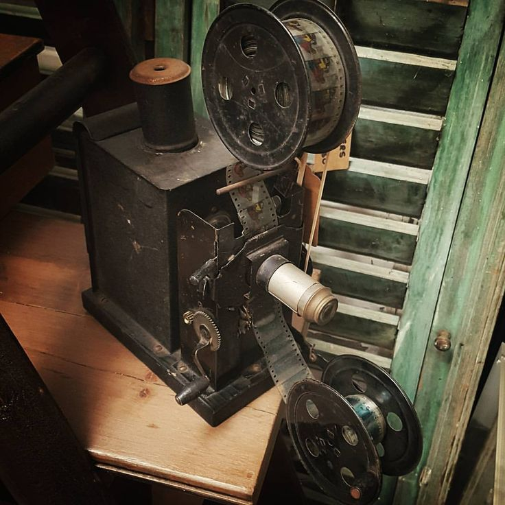 "25 Likes, 1 Comments - BEC Barber Shop Originals (@barbershoporiginals) on Instagram: ""💈This sweet little old projector complete with an original film reel left the shop yesterday. All…"""