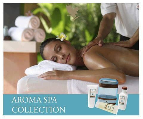 aplicar aroma spa collection en un masaje terapeutico es darle un plus de calidad 100% natural