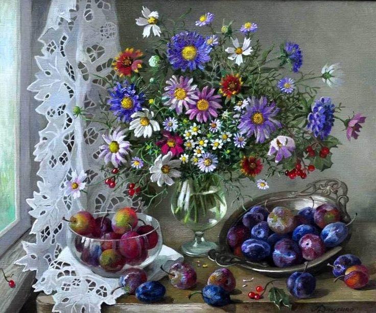 Lydia Datshenko Russian painter