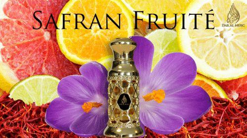 Safran Fruité – Dar Al Musc