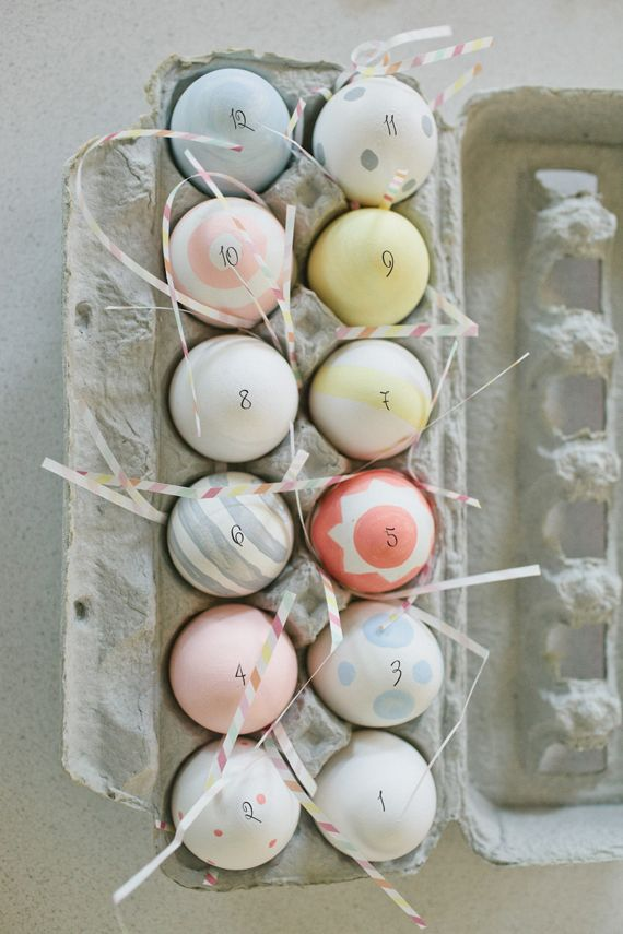 Easter egg countdown   a subtle revelry