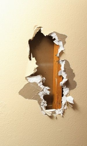 13 Best Images About Drywall Repair On Pinterest To Fix