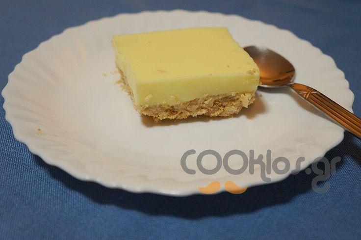 Εύκολο και δροσερό γλυκό - Συνταγή εύκολες - Σχετικά με Γλυκά, Τούρτες και Τάρτες - Ποσότητα 8-10 άτομα - Χρόνος ετοιμασίας λιγότερο από 60 λεπτά
