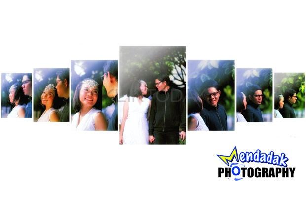 #Diskon 50% untuk package foto dan video prewedding di Mendadak Fotografi . Tema fotonya bisa km pilih sesuai dgn keingan kamu loh !