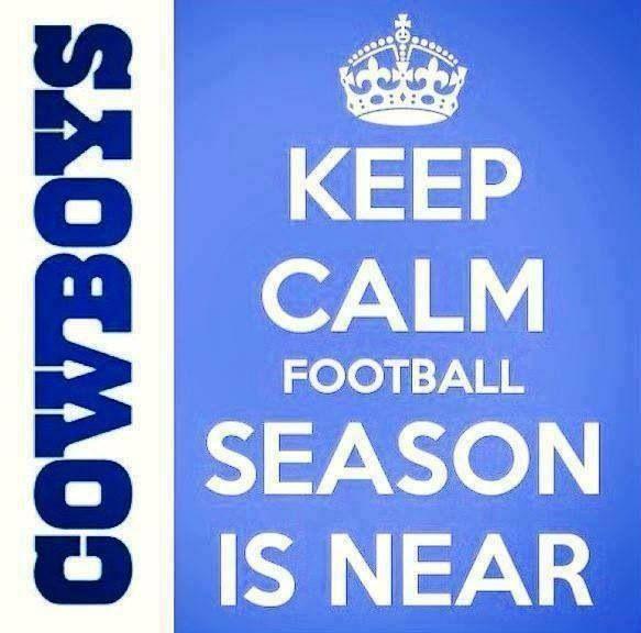 So Ready for Football Season  Dallas Cowboys <3