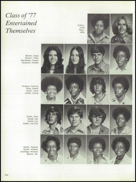 1976+LaGrange+High+School+Yearbook+via+Classmates.com