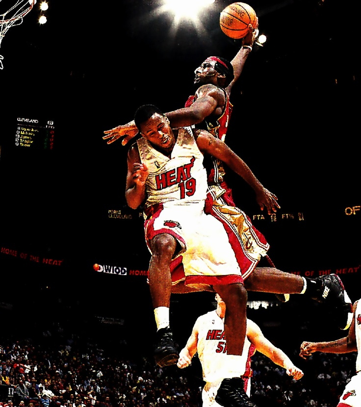 Lebron Dunk On Jason Terry Gif