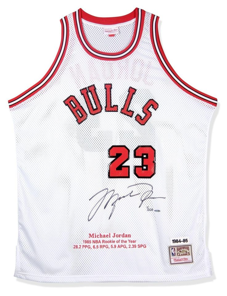 dd80af86b478 ... order mitchell ness white 1992 hardwood classics authentic jersey  sportsmemorabilia sportsmemorabilia michael jordan autographed jersey 1984