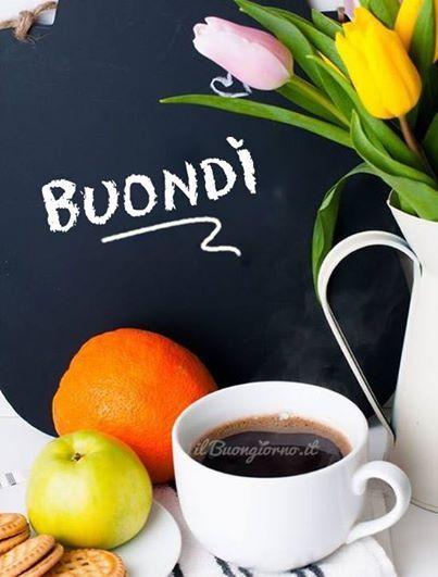 Buongiorno a tutti amici