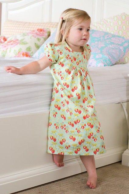 17 beste afbeeldingen over jurken op pinterest 5 jaar naaien en alledaagse jurken - Kleurenkamer klein meisje ...