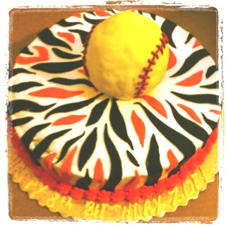 Athletics Cake Ideas