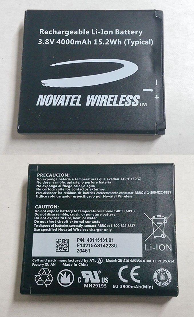 Mobile Broadband Devices 175710: Original Novatel Jetpack
