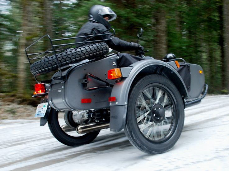 Unstoppable Soviet Motorcycle Now Comes With Bourgeois Luxuries | Product Reviews | Wired.com