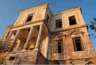 Despot house-Alibey island-Yunda island-Cunda island-Constructive: Greek Despot-Year built: 1862-Balıkesir-Turkiye