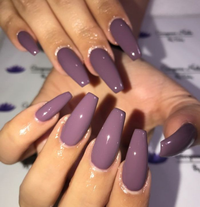 In this post we have collected most beautiful ballerina shaped nails designs  for inspiration. These nail art designs are perfect for long nail lovers! - Best 25+ Ballerina Nails Shape Ideas On Pinterest Coffin Acrylic