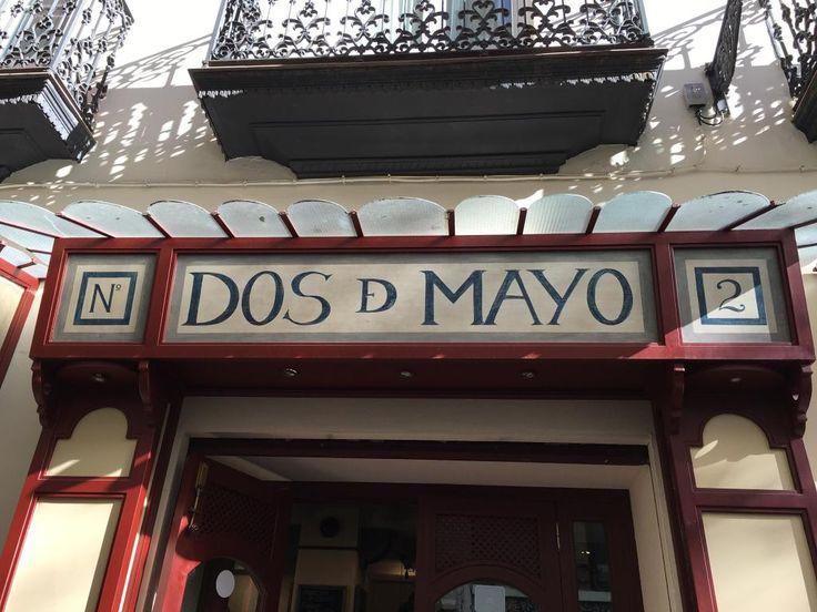 Bodega dos de Mayo, chaotic authentic tapas
