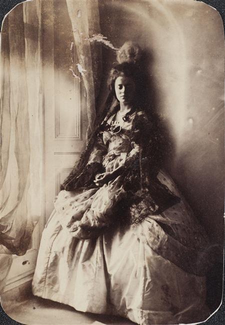 Isabella Grace Maude, Hawarden Clementina Maude, Lady (1822-1865)