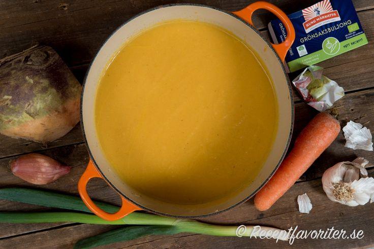 Kålrotssoppa