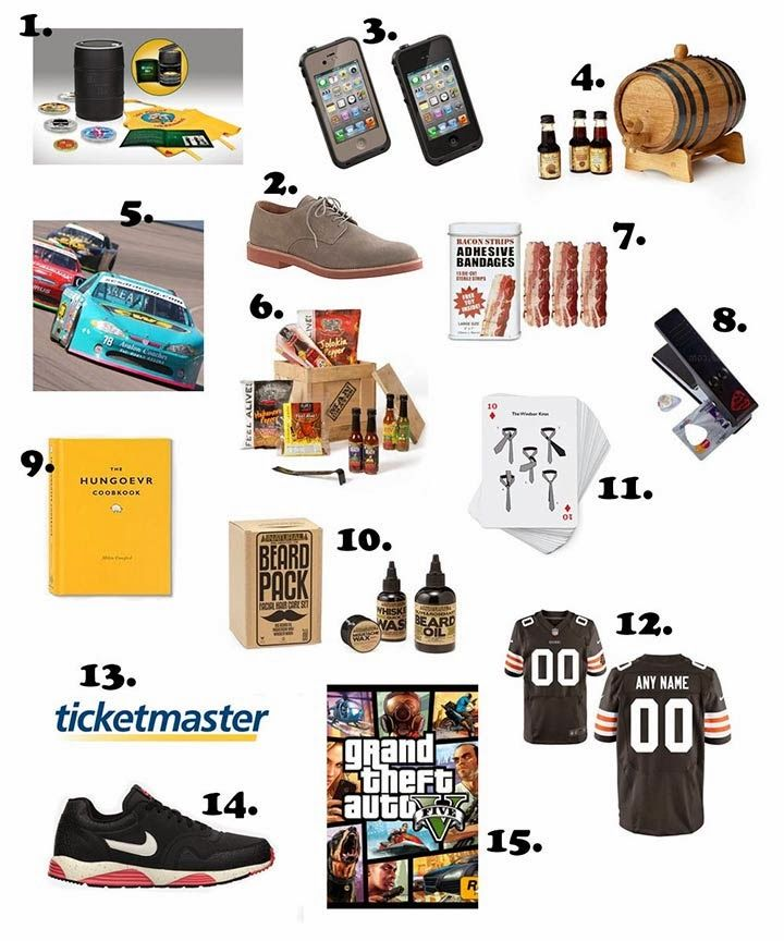 Great Christmas Gifts For Husband Part - 16: Ali Bee: Christmas Gift Guide: For Him