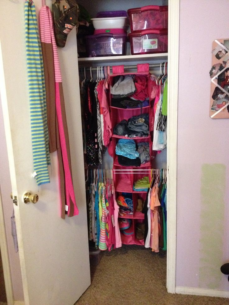 134 best images about organize clothes on pinterest How to organize your clothes without a closet