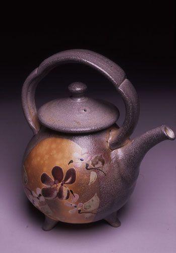 Brad Henry Pottery | Tea Pot