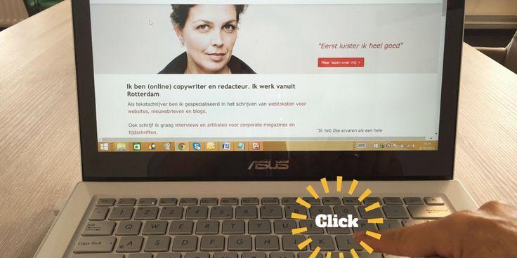 Waarom je jezelf zou laten zien op je website Blog van Ilse Breget #goodplacer #goodplace2work #ondernemen #acquisitie # groeien #rotterdam #flexplek #werkplek