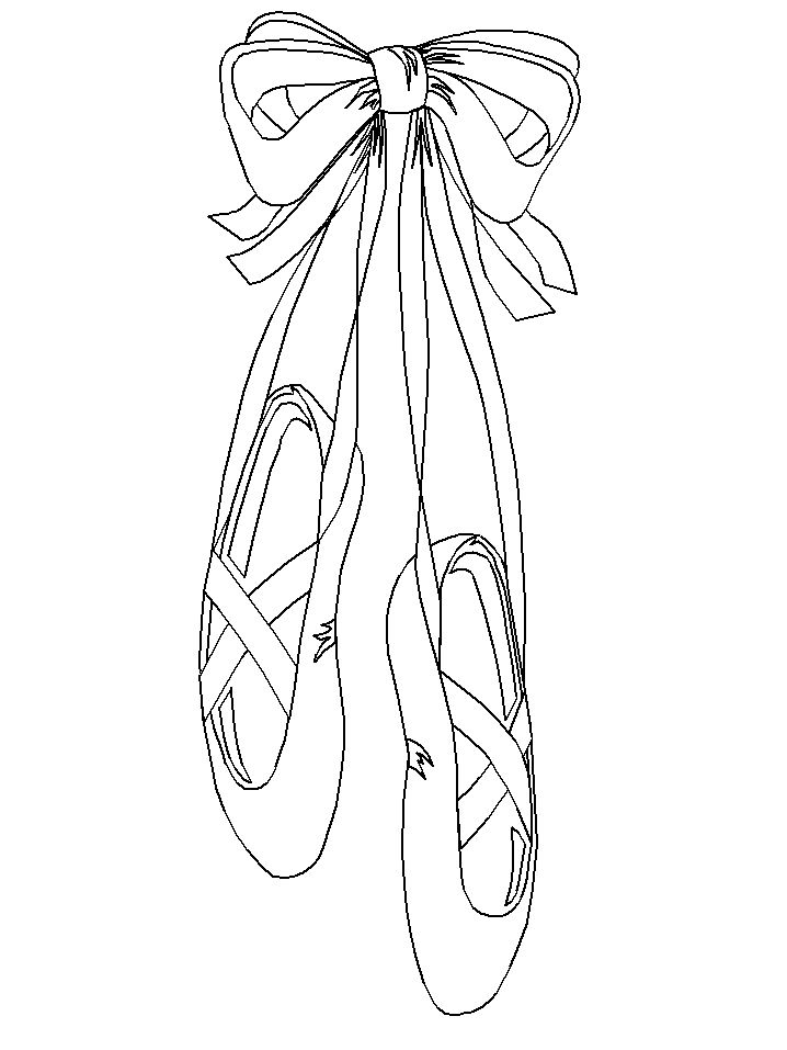 coloring pages of ballerinas | Ballet Coloring Pages - Coloringpages1001.com