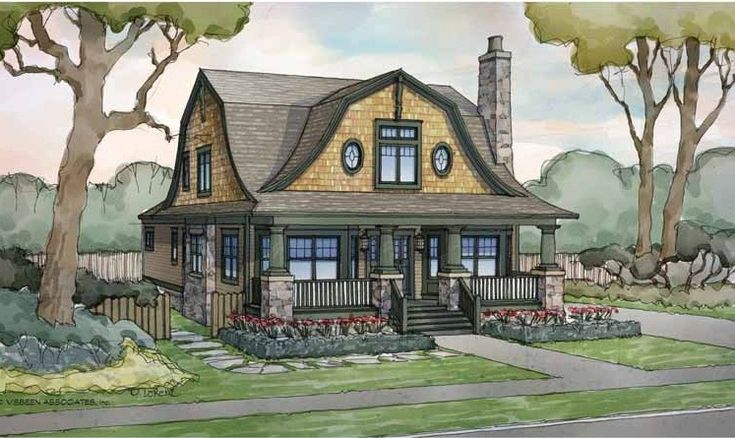 21 best images about dutch colonial homes on pinterest Dutch colonial house plans with photos