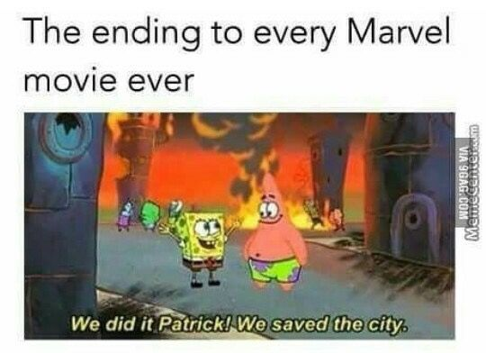More like every DC film... just saying