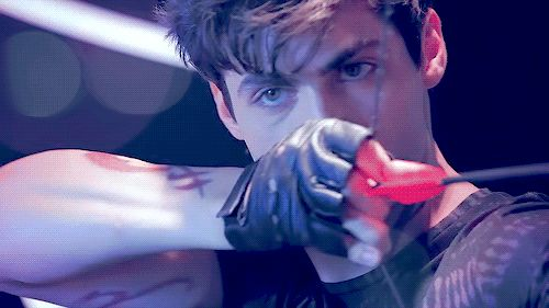 """Imagine Alec always rescuing you, no matter what. """"Again, Y/N?"""" """"Love you too, Al."""""""