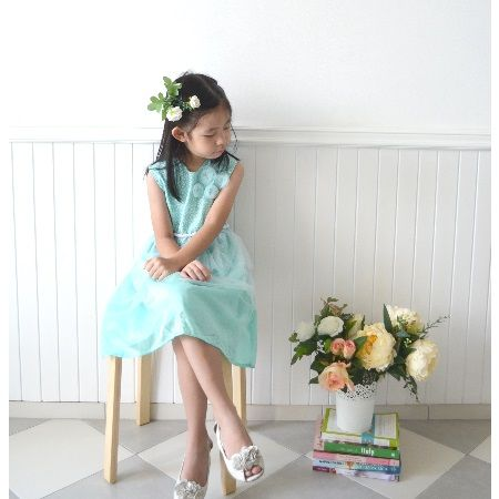 Lucy Dress. Batik Garutan with high quality tulle