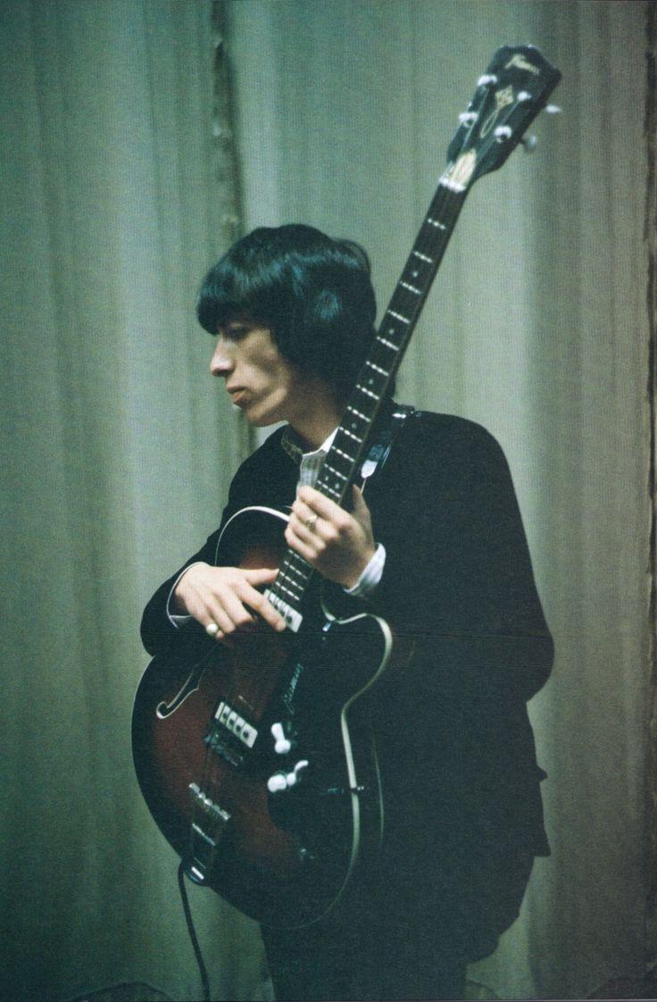 Bill Wyman         #Rolling Stones