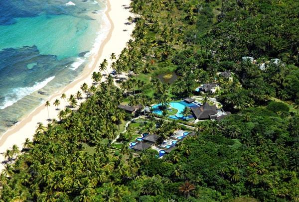 Brasil, Península de Maraú, Bahia - Kiaroa Hotel: paraíso!
